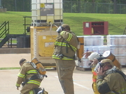 Vol Cert 1 @ Mississippi Fire Academy '08