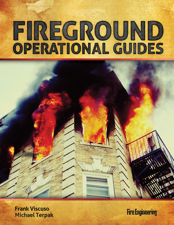 Fireground Operational Guides - Cover Photo