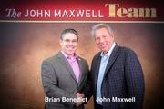 Brian with John Maxwell