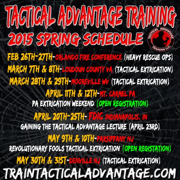 15 schedule