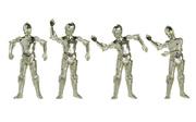 the robot dance