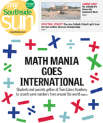 My Southside Sun cover 2/7/09