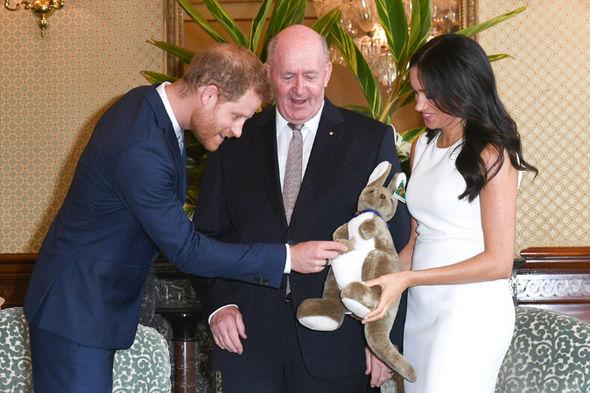 Meghan Markle & Prince Harry Pregnant