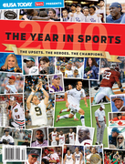 Year in Sports: Cover