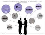 revenue of consultant companys in germany