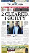Police trial verdict