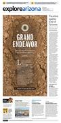 The Arizona Republic // Explore section cover