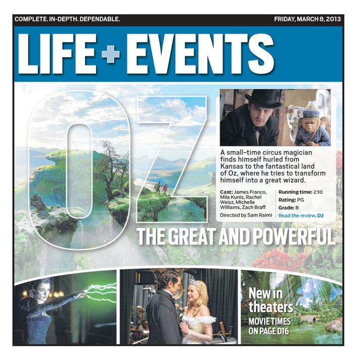 Hamilton Journal-News Life Cover