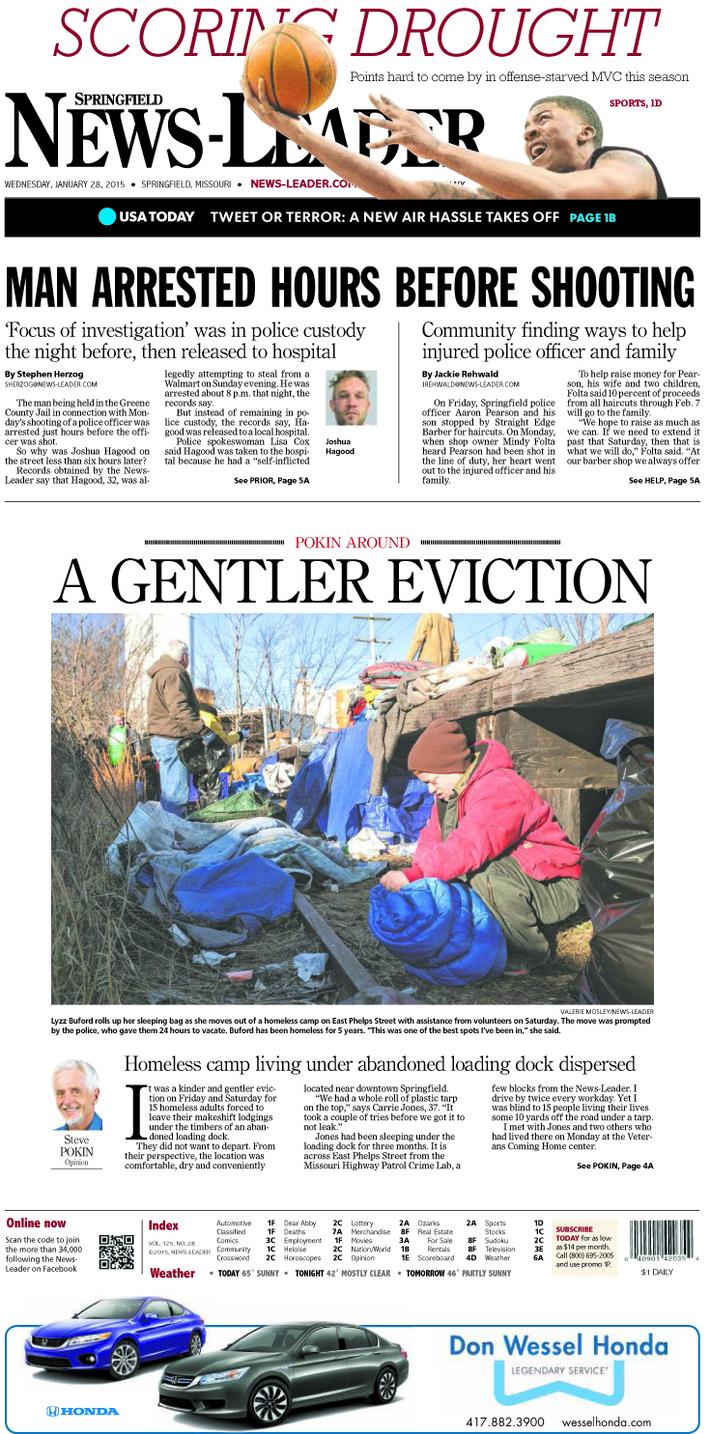 Gentler Eviction