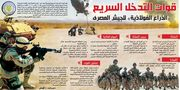 Rapid Deployment Forces - Egy Army