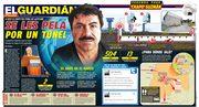 El 'Chapo' Guzman prison scape