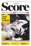 Score cover 11/30/15