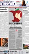 Discussing student discipline