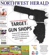 Target: Gun shops