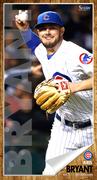 Kris Bryant Cubs 2016 poster