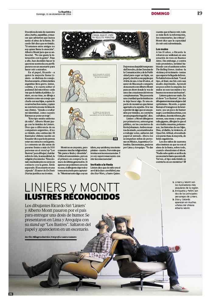 Liniers y Montt