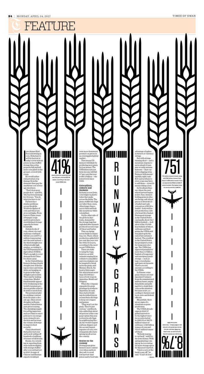 Runway Grains