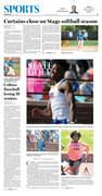 Berkeley Independent, Sports 05-16-18