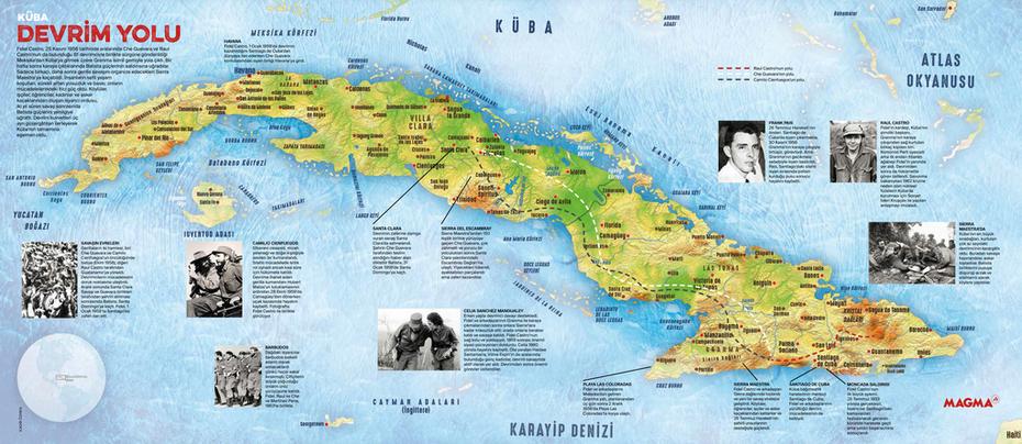 Cuba: Revolution Way