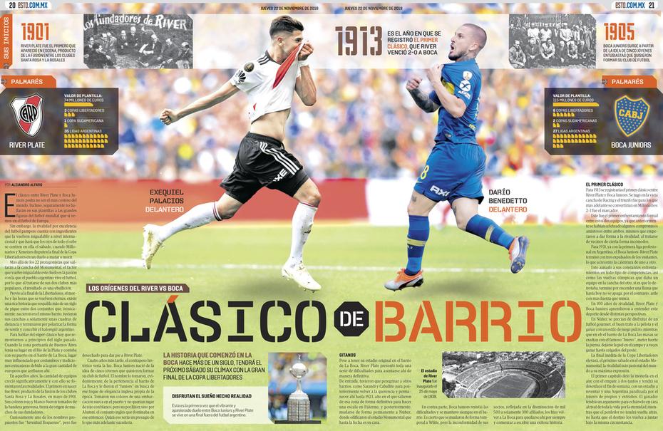 CLÁSICO DE BARRIO