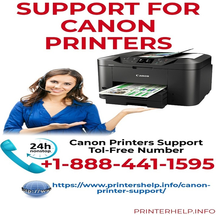 support for canon printer | +1-888-441-1595