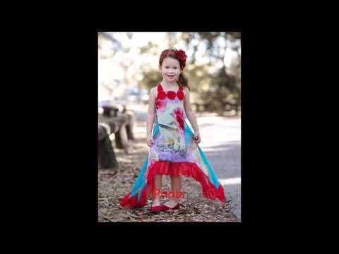 Girls Maxi Dress: Latest Trend of Fashion for Summer Season