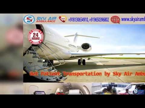 Select cheap and world class Air Ambulance Service in Jabalpur