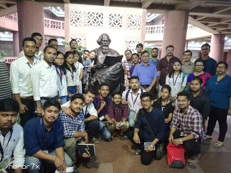 Prof. Rajani Kanta Barman, Dr. Saurabh Shukla, Dr. Badan Barman