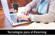 Tecnologías para el E-learning