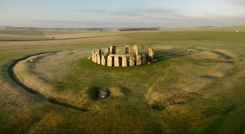 Stonehenge (panorámica)