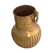 Small Gold Vase