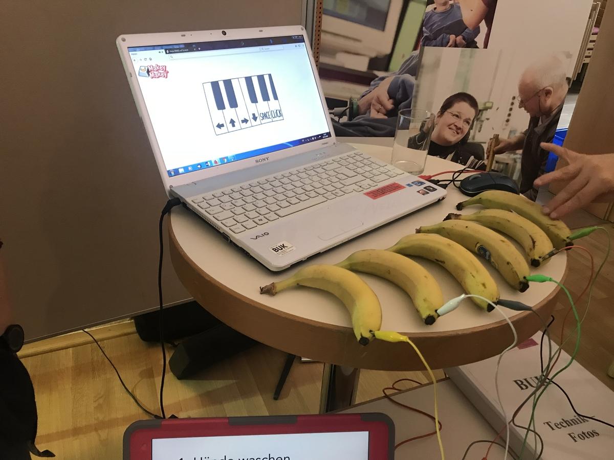 Von der Pistenraupe bis zum Bananenklavier - Digitalisierung und Inklusion