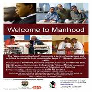 Welcome To Manhood: Concerned Black Men of LA - Helping Young Males Gain Valuable Life Skills
