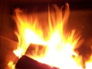 Fire-Hestia Goddes of the hearth.
