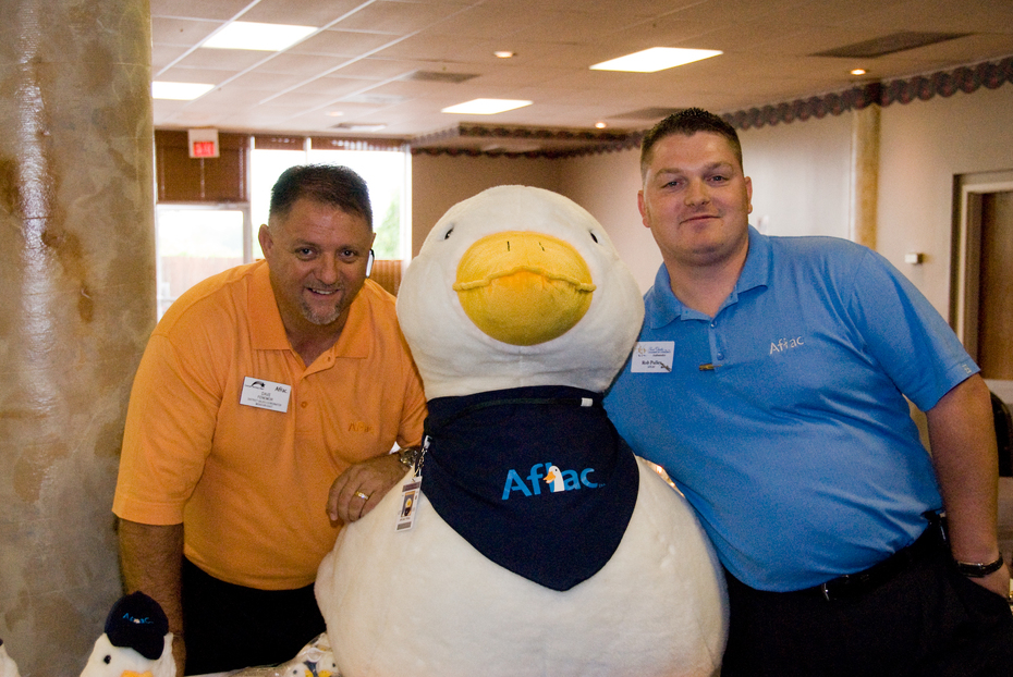 Vendors-Boys from Aflac