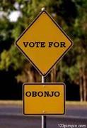Vote for Obonjo
