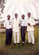 Nollywood Stars as kids in photos