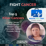 5 Major Types Of Cancer