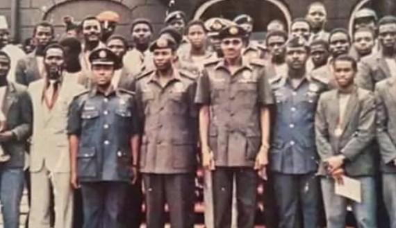 Buhari U17 1985