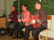 арганчиос / Udmurt accordeon players