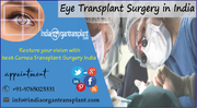 Success Rate of Corneal Transplant Surgery in India