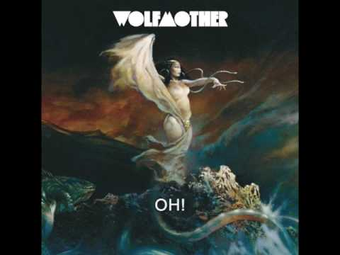 Wolfmother - Where Eagles Have Been(Lyrics)
