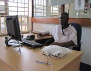 OFFICE WHILE WORKING AT FINANCE TRUST BANK
