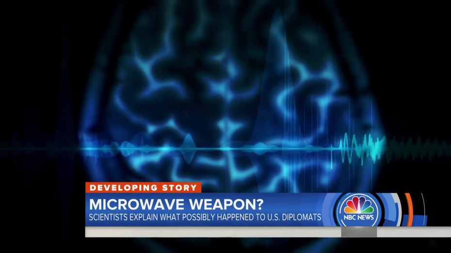 Not Sonic Microwave Weapon 1