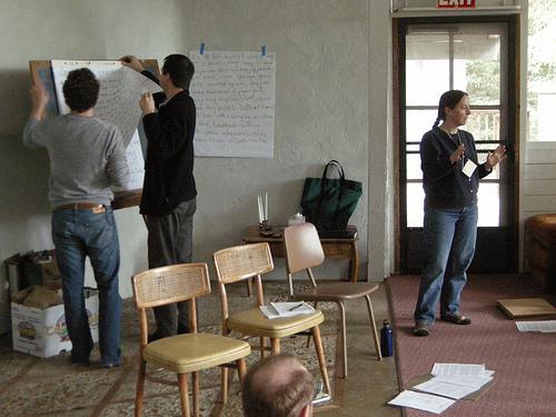 Convergent Retreat Ben Lomond Quaker Center 2009