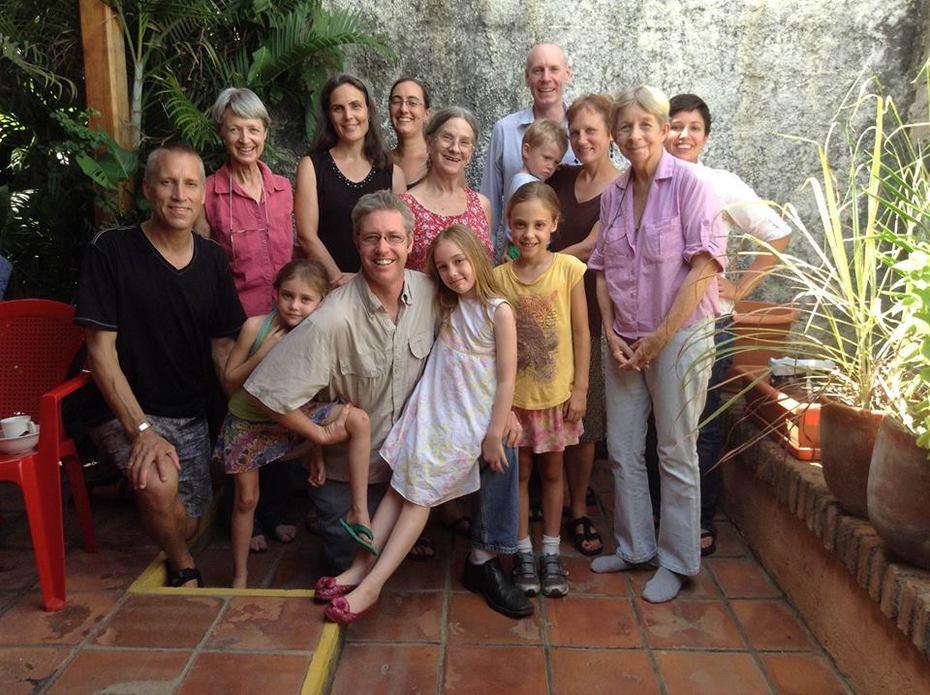 Managua, Nicaragua Worship Group