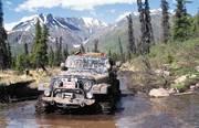 Jeep club in Alaska