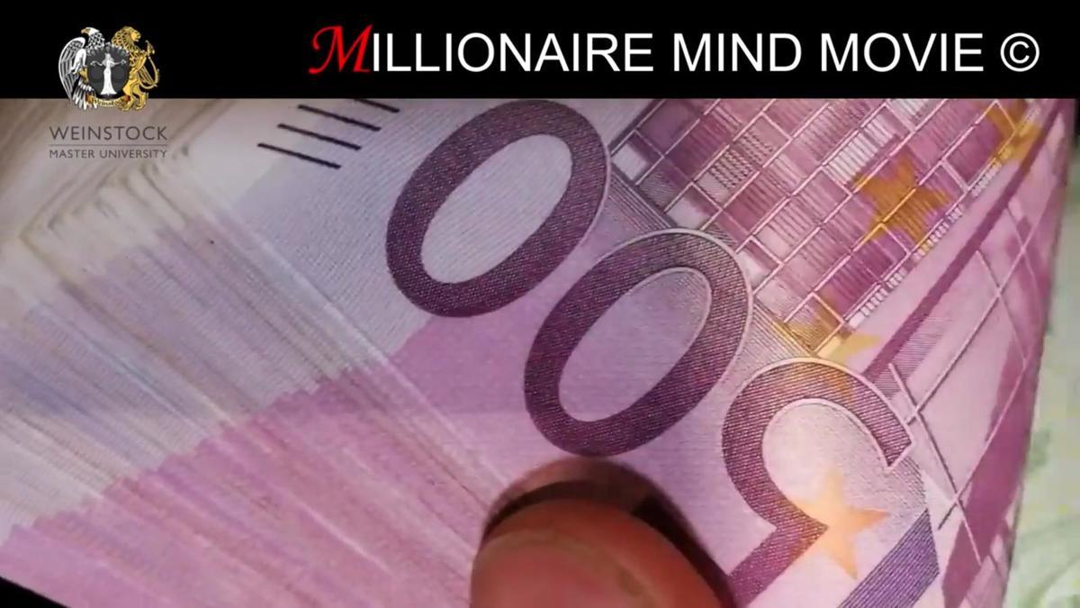 Millionaire Mind Movie: Dieser kurze Film hat die Power, Deine finanzielle Zukunft für immer zu verändern!