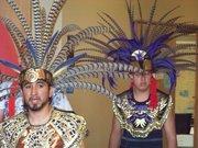 aztecan dancers