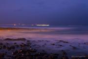 Late night Beach walk